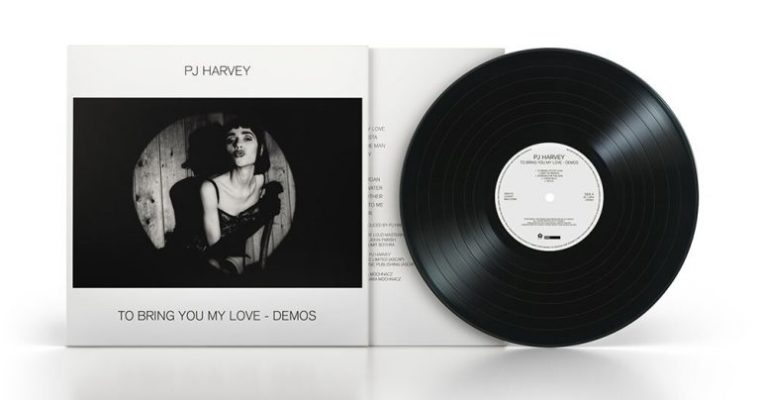 """PJ Harvey – demo versions of """"To Bring You My Love"""" on LP"""